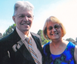 Dennis and Vickie Strine