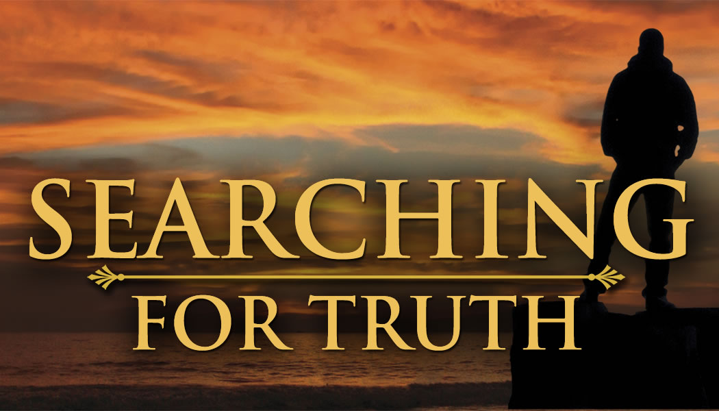 Searching For Truth - World Video Bible School